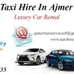 Thumb taxi hire in ajmer....