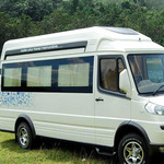 Thumb vans and coaches rental in jaipur rajasthan india
