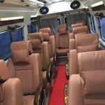 Thumb 12 seater tempo traveller